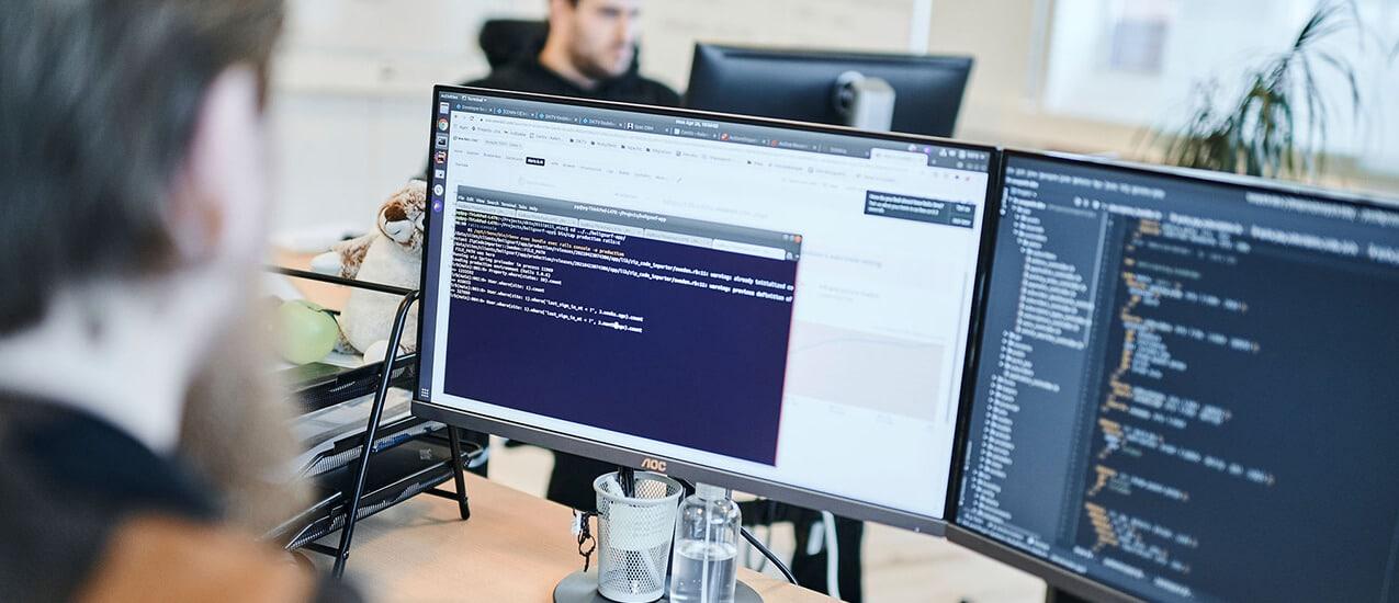 Vedligeholdelse af software i Odense